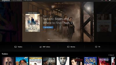 电影和电视Win10 UWP版更新:支持全新分享、U盘播放