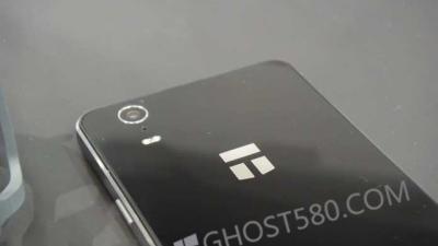 Trekstor的新款Win10手机,价格为209欧元