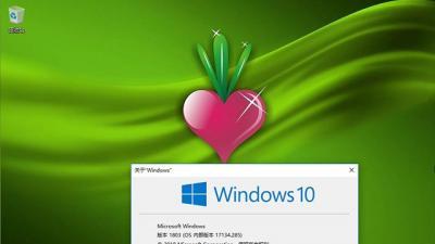 新萝卜家园Ghost Windows10 64位专业版(17134.285)