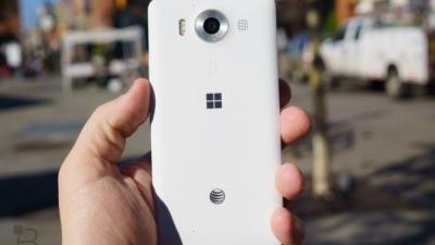 微软带来Win10手机秋季创作者更新