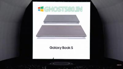 三星Galaxy Book S Win10笔记本电脑将于2月13日发布