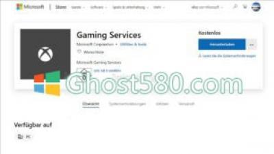 游戏服务应用程序在Win10下为Xbox服务安装两个新服务