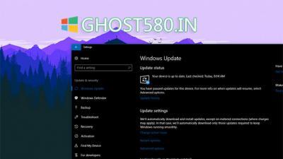 微软开始向旧版Win10用户推送1909更新