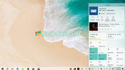 Win10 Core OS泄漏指向新的通知系统