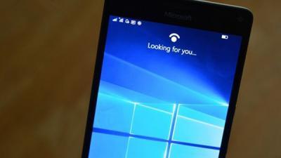 Win10 Mobile版Windows Hello要提速:眨眼动画移除