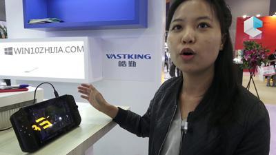 Win10游戏玩家可以通过Vastking G800游戏平板电脑获得任天堂开关的灵感体验
