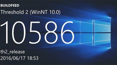 曝Windows10 Mobile稳定预览版10586.456测试中