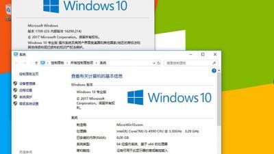 电脑城Ghost Windows10 X64装机专业版(16299.214)