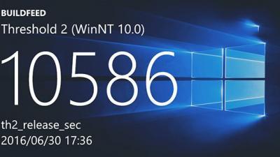 Windows10 Mobile稳定预览版10586.494本周推送