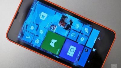微软发布Win10 Mobile升级应用 或下周发布