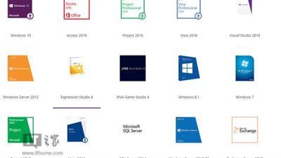 Win10一周年更新版镜像下载新渠道:微软Imagine免费项目