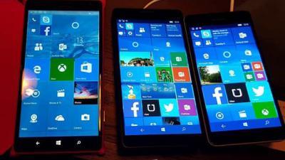 开发人员在Lumia 950上运行Windows10 ARM的WinPE