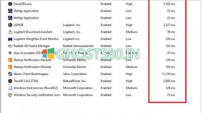 如何找到Windows 10启动程序的加载时间