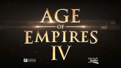 帝国时代IV Windows10版游戏宣布发布