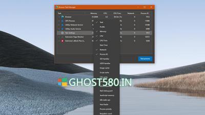 如何在Win10中使用Microsoft Edge的任务管理器