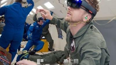 微软将于12月3日再次尝试把HoloLens送入太空
