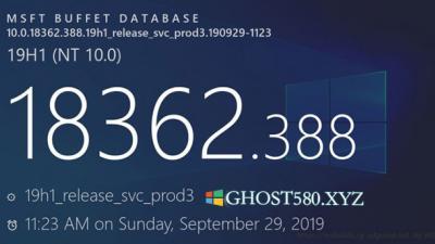 Windows 10 Build 18362.388发布:修复打印问题