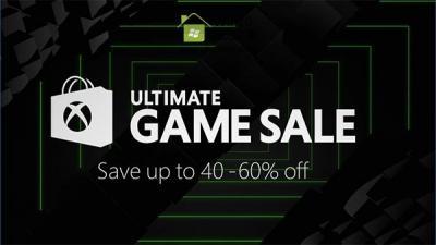 Xbox/Win10游戏夏季促销7月5日开始,超250款游戏最低4折