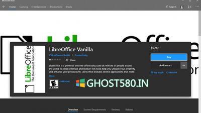 """如何在Win10上以"""" S模式""""运行LibreOffice"""
