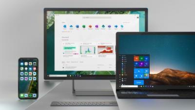 新操作系统将完全取代Windows 10
