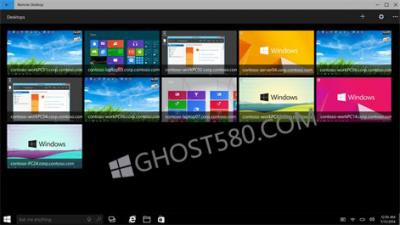 微软Remote Desktop应用在Win10上设备更新