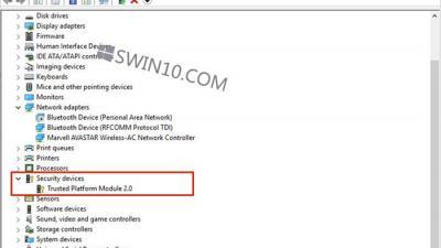 如何检查您的Win10设备是否具有TPM芯片