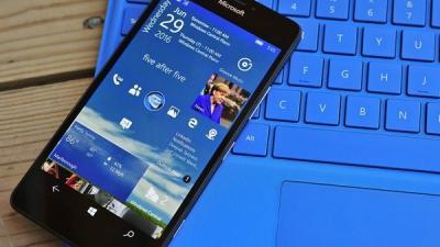 微软推送Win10 Mobile一周年更新发布预览版14393.189