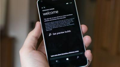 Windows10 Mobile稳定版仍可正常使用《Windows预览体验》