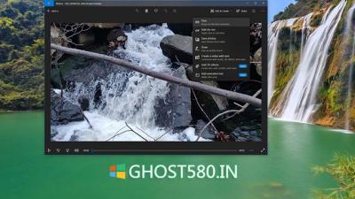 如何使用Windows 10的照片应用修剪视频