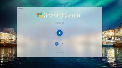 如何使用Win10上的Voice Recorder应用程序录制声音