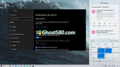 微软为Windows 10 20H1测试新的功能