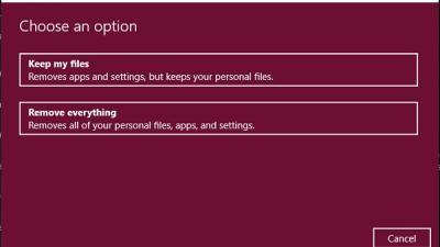 如何使用密码重置Windows 10?