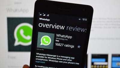 WP8.1/Win10 Mobile《WhatsApp》2.16版:可预览链接