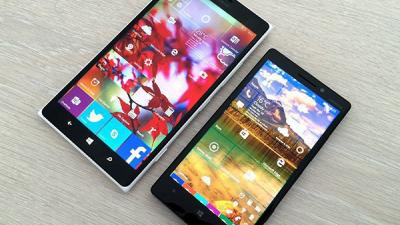 升级Win10 Mobile正式版分批进行:老WP8.1用户别心急