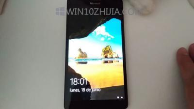 开发者双启动完整的Win10 ARM和Win10 Mobile上的Lumia