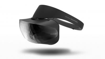 特立独行,曝微软将推出Win10游戏DR概念头盔