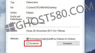 在Windows10中查看隐藏的文件和文件夹