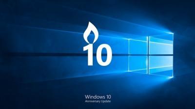微软承认Win10 PC一周年更新正式版存死机bug