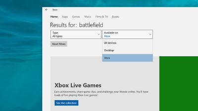 喜大普奔:Win10 PC商店可直接购买Xbox One所有游戏