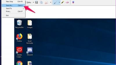 如何使用多显示器设置在Win10上截取一个显示器的屏幕截图