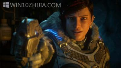 Gears 5宣布发布Xbox One,Windows 10