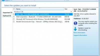 微软为800M Win10用户确认新的更新警告