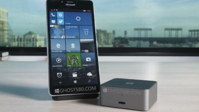 三星将Win10 Mobile的Continuum复制到运行Galaxy S8和Note8的虚拟桌面