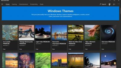 Windows 10主题应该不仅包含墙纸