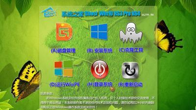 系统之家Ghost Win10 X64专业版V2017.12