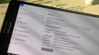现在可以在Lumia 950 XL上的ARM上安装Win10的详细分步说明