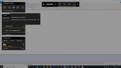 如何使用Win10游戏栏录制培训视频