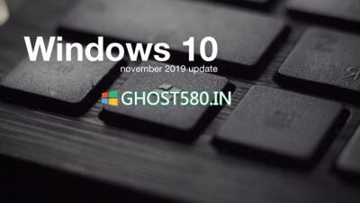 Win10 November 2019更新,第一个类似Service Pack的更新现已广泛提供
