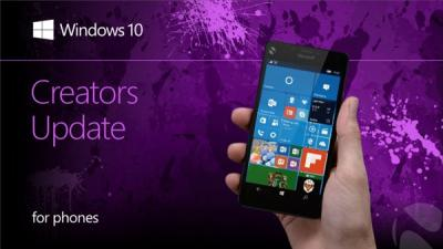Win10 Mobile创意者更新今日开始推送:13款设备可升级