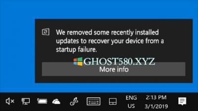 Windows 10版本1909预览的另一个小型更新